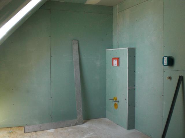 Wand Mit Gipskarton Verkleiden. Awesome Badezimmer Badezimmer Design ...
